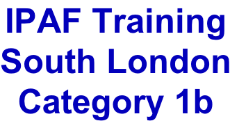IPAF Training